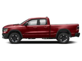 2019 Ram Truck 1500 Pictures 1500 Rebel 4x4 Quad Cab 6'4 Box photos side view