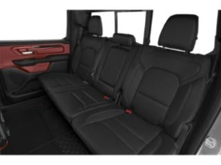 2019 Ram Truck 1500 Pictures 1500 Tradesman 4x2 Crew Cab 5'7 Box photos backseat interior