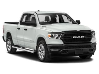 2019 Ram Truck 1500 Pictures 1500 Tradesman 4x2 Crew Cab 5'7 Box photos side front view