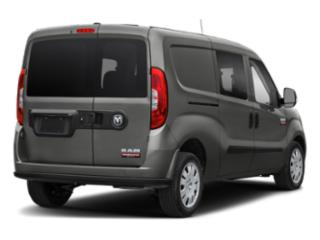 2019 Ram Truck ProMaster City Cargo Van Pictures ProMaster City Cargo Van Tradesman SLT Van photos side rear view