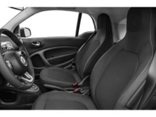 2019 smart EQ fortwo Pictures EQ fortwo pure coupe photos front seat interior