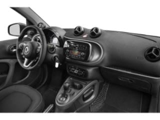 2019 smart EQ fortwo Pictures EQ fortwo pure coupe photos passenger's dashboard