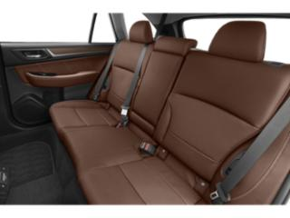 2019 Subaru Outback Pictures Outback 2.5i photos backseat interior