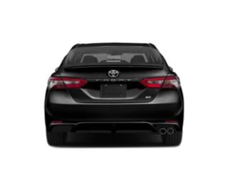 2019 Toyota Camry Pictures Camry XLE Auto photos rear view