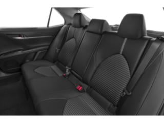 2019 Toyota Camry Pictures Camry XLE Auto photos backseat interior