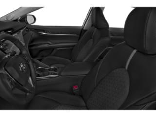 2019 Toyota Camry Pictures Camry XLE V6 Auto photos front seat interior