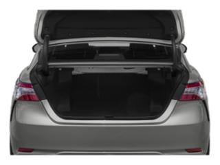 2019 Toyota Camry Pictures Camry XLE V6 Auto photos open trunk