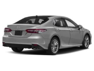 2019 Toyota Camry Pictures Camry XLE Auto photos side rear view