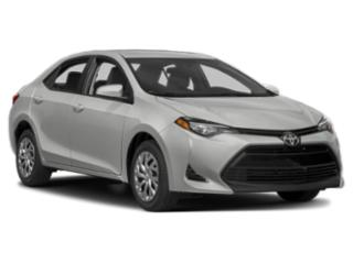 2019 Toyota Corolla Pictures Corolla LE Eco CVT photos side front view