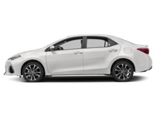 2019 Toyota Corolla Pictures Corolla LE Eco CVT photos side view