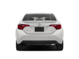 2019 Toyota Corolla Pictures Corolla LE Eco CVT photos rear view