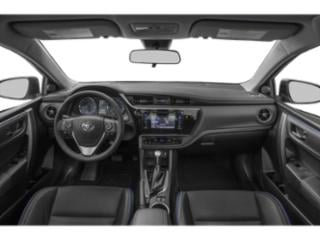 2019 Toyota Corolla Pictures Corolla LE Eco CVT photos full dashboard