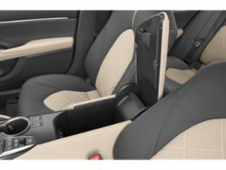 2019 Toyota Camry Pictures Camry Hybrid XLE CVT photos center storage console
