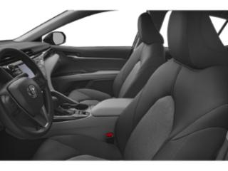 2019 Toyota Camry Pictures Camry Hybrid XLE CVT photos front seat interior
