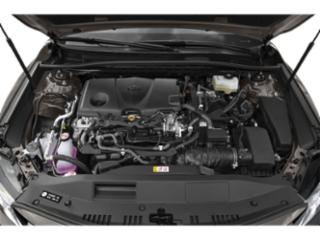 2019 Toyota Camry Pictures Camry Hybrid XLE CVT photos engine