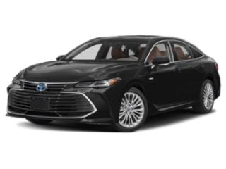 2019 Toyota Avalon Pictures Avalon Hybrid Limited photos side front view