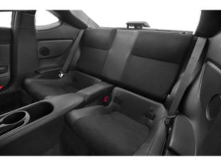 2019 Toyota 86 Pictures 86 Manual photos backseat interior