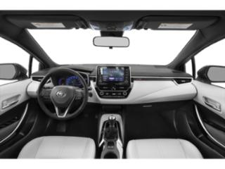 2019 Toyota Corolla Hatchback Pictures Corolla Hatchback SE Manual photos full dashboard