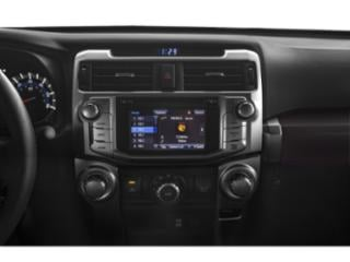 2019 Toyota 4Runner Pictures 4Runner TRD Off Road 4WD photos stereo system