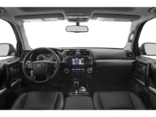 2019 Toyota 4Runner Pictures 4Runner TRD Off Road 4WD photos full dashboard