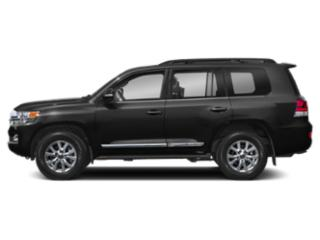 2019 Toyota Land Cruiser Pictures Land Cruiser 4WD photos side view