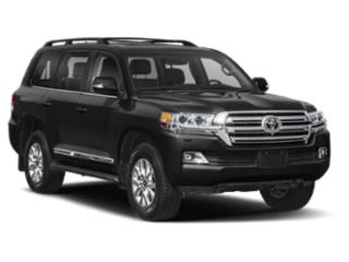 2019 Toyota Land Cruiser Pictures Land Cruiser 4WD photos side front view