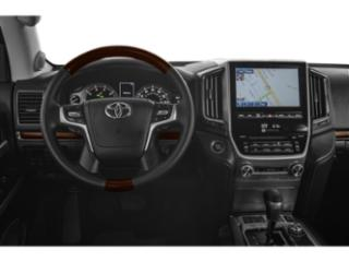 2019 Toyota Land Cruiser Pictures Land Cruiser 4WD photos driver's dashboard