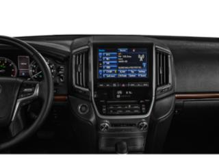 2019 Toyota Land Cruiser Pictures Land Cruiser 4WD photos stereo system
