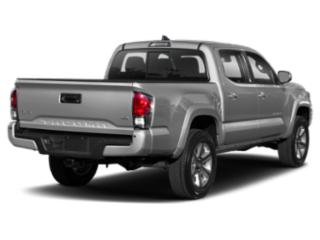 2019 Toyota Tacoma 2WD Pictures Tacoma 2WD SR Double Cab 5' Bed I4 AT photos side rear view