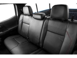 2019 Toyota Tacoma 2WD Pictures Tacoma 2WD SR Double Cab 5' Bed I4 AT photos backseat interior