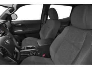 2019 Toyota Tacoma 2WD Pictures Tacoma 2WD SR Double Cab 5' Bed I4 AT photos front seat interior