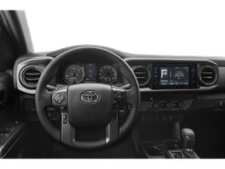 2019 Toyota Tacoma 2WD Pictures Tacoma 2WD SR Double Cab 5' Bed I4 AT photos driver's dashboard