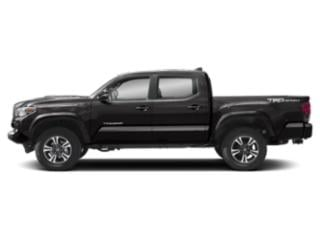 2019 Toyota Tacoma 2WD Pictures Tacoma 2WD SR Double Cab 5' Bed I4 AT photos side view