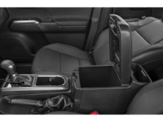 2019 Toyota Tacoma 2WD Pictures Tacoma 2WD SR Double Cab 5' Bed I4 AT photos center storage console