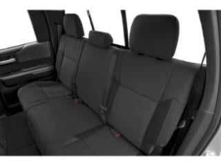 2019 Toyota Tundra 4WD Pictures Tundra 4WD TRD Pro CrewMax 5.5' Bed 5.7L photos backseat interior