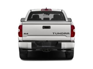 2019 Toyota Tundra 4WD Pictures Tundra 4WD SR5 Double Cab 6.5' Bed 4.6L photos rear view