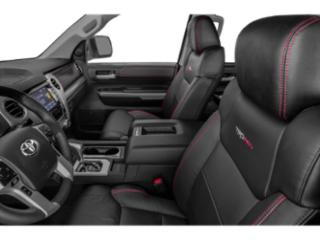 2019 Toyota Tundra 4WD Pictures Tundra 4WD TRD Pro CrewMax 5.5' Bed 5.7L photos front seat interior
