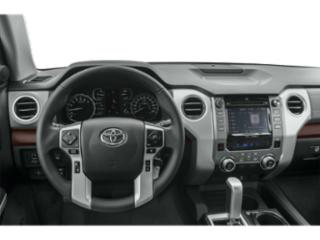 2019 Toyota Tundra 4WD Pictures Tundra 4WD SR5 CrewMax 5.5' Bed 5.7L FFV photos driver's dashboard
