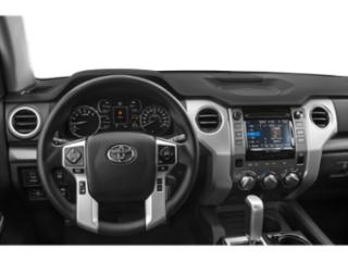 2019 Toyota Tundra 4WD Pictures Tundra 4WD SR5 Double Cab 6.5' Bed 4.6L photos driver's dashboard