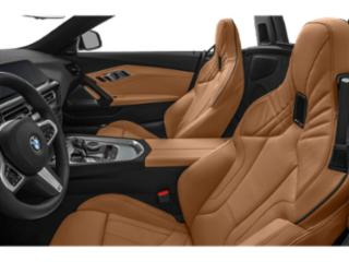 2020 BMW Z4 Pictures Z4 sDrive30i Roadster photos front seat interior