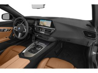 2020 BMW Z4 Pictures Z4 sDrive30i Roadster photos passenger's dashboard
