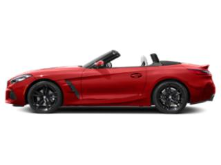 2020 BMW Z4 Pictures Z4 sDrive30i Roadster photos side view