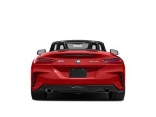 2020 BMW Z4 Pictures Z4 sDrive30i Roadster photos rear view
