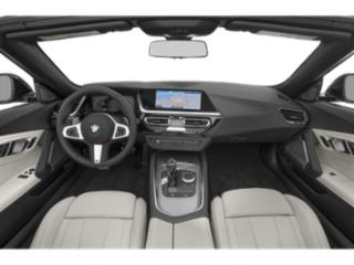 2020 BMW Z4 Pictures Z4 sDrive30i Roadster photos full dashboard
