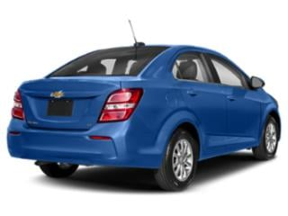 2020 Chevrolet Sonic Pictures Sonic 5dr HB Premier photos side rear view