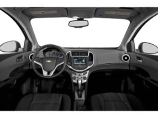 2020 Chevrolet Sonic Pictures Sonic 5dr HB Premier photos full dashboard