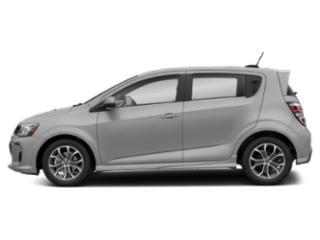 2020 Chevrolet Sonic Pictures Sonic 5dr HB Premier photos side view