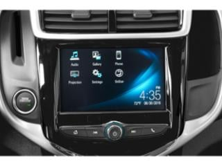 2020 Chevrolet Sonic Pictures Sonic 5dr HB Premier photos stereo system