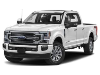 2020 Ford Super Duty F-250 SRW Pictures Super Duty F-250 SRW King Ranch 2WD Crew Cab 6.75' Box photos side front view