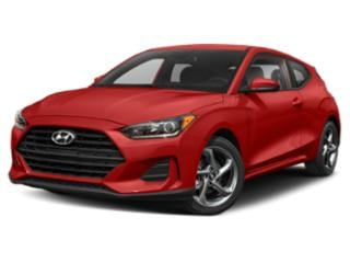 2020 Hyundai Veloster Pictures Veloster 2.0 Auto photos side front view